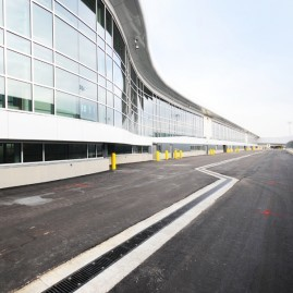 Edmonton International Airport Terminal Building Expansion